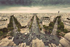 Paris tráng lệ qua những khung hình tuyệt đẹp