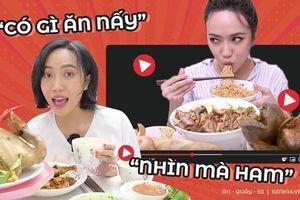 Diệu Nhi là nghệ sĩ Vbiz đầu tiên có series mukbang trên Youtube: ăn khỏe bất ngờ, độ 'lầy lội' thì khỏi bàn!