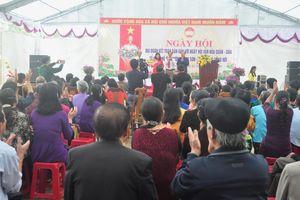 Bí thư Tỉnh ủy Quảng Bình dự 'Ngày hội Đại đoàn kết toàn dân tộc' gắn với 'Ngày hội văn hóa quân – dân'