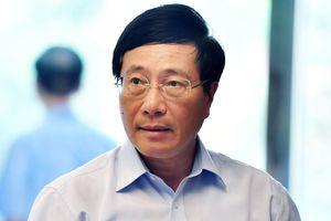 PTT Phạm Bình Minh chia buồn với gia đình nạn nhân vụ 39 thi thể