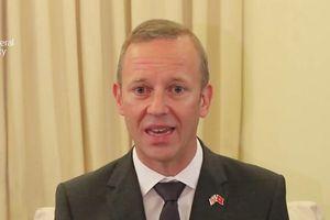 Đại sứ Anh tại VN: Hết mình bảo vệ nhân phẩm nạn nhân thảm kịch Essex