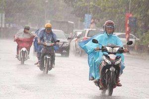 Dự báo thời tiết 2/11:Thanh Hóa đến Quảng Ngãi mưa to và có dông