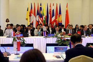 ASEAN - Trung Quốc củng cố lòng tin