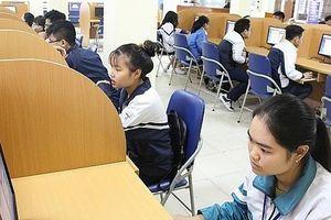 Khởi động cuộc thi trực tuyến toàn quốc 'Pháp luật học đường'