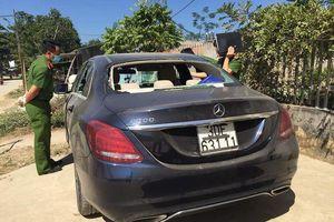 Vụ xe Mercedes có vết máu bỏ bên đường: Chủ xe đến công an trình báo