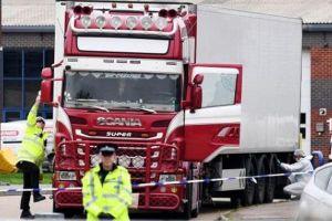 Có nạn nhân người Việt trong số 39 người chết trong container ở Anh