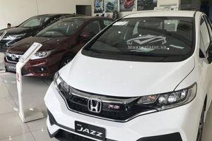 Bảng giá ô tô Honda tháng 11/2019: Xe rẻ nhất 418 triệu đồng/chiếc