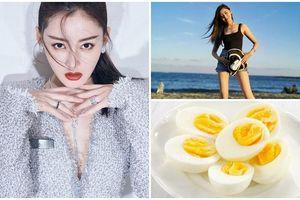 Mỹ nữ Trương Thiên Ái chỉ ăn 1 loại thực phẩm mà giảm liền 18kg, dáng đẹp vạn người mê