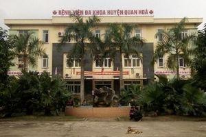 Thanh Hóa: Cảnh cáo giám đốc bệnh viện huyện nhận tiền chạy việc