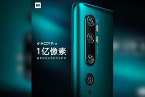 Xiaomi Mi CC9 Pro sở hữu chipset Snapdragon 730G SoC