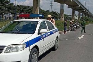 TP.HCM xử lý nghiêm lỗi chạy xe sai làn đường
