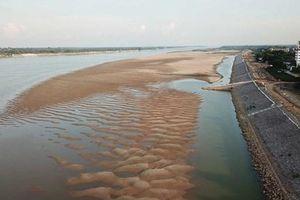 Thái Lan: Mực nước sông Mekong đã thấp ở mức kỷ lục
