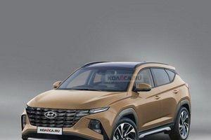 Hé lộ về Hyundai Tucson 2021: Tinh tế và mạnh mẽ, dự kiến ra mắt năm sau