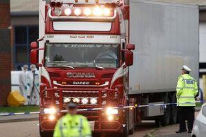 Xác nhận có nạn nhân người Việt trong 39 người thiệt mạng trên xe tải ở Anh