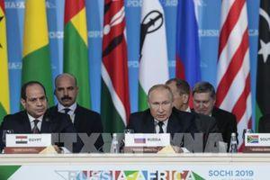 Hội nghị thượng đỉnh Nga-châu Phi: Thành công lớn cho nước chủ nhà về năng lượng hạt nhân