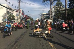 Phó viện trưởng VKSND quận 9 tử vong sau tai nạn xe máy
