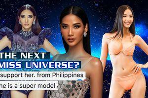 Missosology khen ngợi Hoàng Thùy, fan Philippines dậy sóng: 'Việt Nam sẽ có Miss Universe đầu tiên'