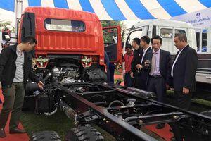Vinamotor K6 - Dòng xe tải thế hệ mới, nhỏ mà mạnh mẽ