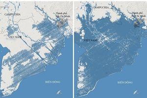 Thực hư thông tin TP.HCM và Đồng bằng sông Cửu Long bị 'xóa sổ' vào năm 2050?