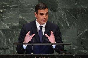 Tây Ban Nha thay Chile đăng cai Hội nghị thượng đỉnh khí hậu COP25