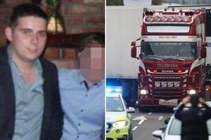 Truy tố thêm một tài xế vụ 39 người thiệt mạng trong container ở Anh