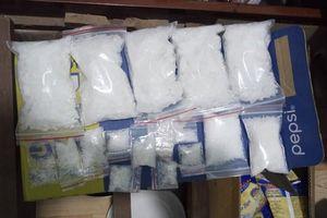 Triệt phá ổ ma túy núp bóng xưởng chế biến gỗ ở Vũng Tàu