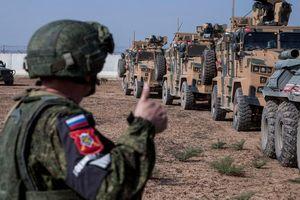 Nga - Thổ bắt đầu tuần tra chung ở Đông Bắc Syria
