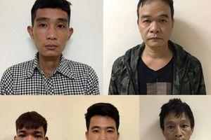 Lộ sáng hàng loạt ổ nhóm trộm cắp và tiêu thụ xe máy ở Hà Nội
