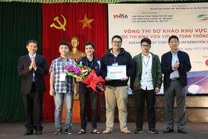 Sinh viên Đại học Công nghệ dẫn đầu vòng sơ khảo 'Sinh viên với An toàn thông tin ASEAN 2019'