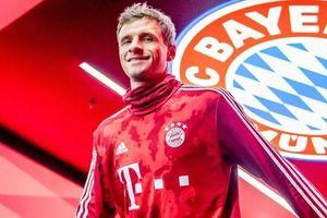 Mueller cán mốc đáng nhớ trong trận Bayern thua 1-5