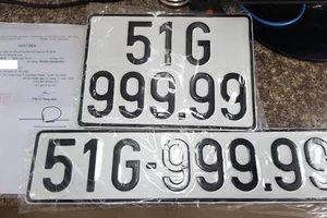 Chủ xe BMW bốc được biển số ngũ quý 999.99: 'Ngẫu nhiên'