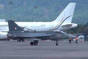 Ấn Độ kỳ vọng vào máy bay chiến đấu nội địa Tejas Mark II
