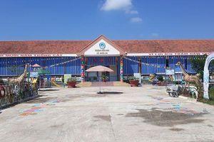 Bình Định: Trường mầm non tiền tỷ xây 'thần tốc', xuống cấp nhanh