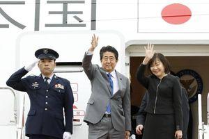 Thủ tướng Nhật Bản phản đối hành động của Trung Quốc ở Biển Đông