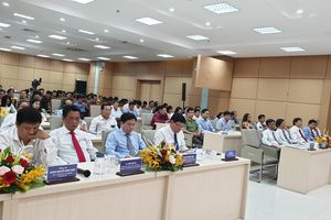 Hội thi Báo cáo viên giỏi TP Đà Nẵng
