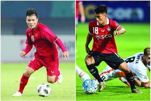 Cầu thủ xuất sắc nhất Đông Nam Á: Quang Hải hay Chanathip?