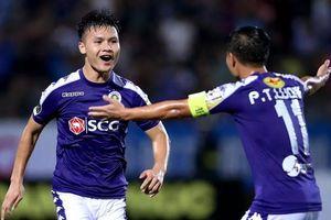 Quang Hải xuất sắc nhất V-League 2019