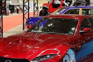 Mazda RX-8: Cung cấp một tầm nhìn mới tuyệt đẹp cho xe thể thao tương lai