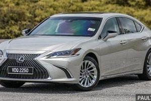 Khám phá Lexus ES 250 Luxury 2019, giá từ 1,66 tỷ đồng