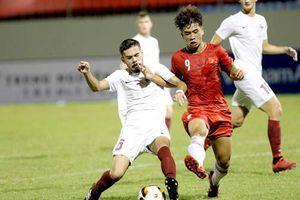 U21 Việt Nam để thua U21 SV Nhật Bản ở phút bù giờ
