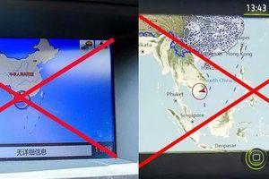 Cục Đăng kiểm sẽ không cấp Giấy chứng nhận cho các mẫu xe vi phạm chủ quyền quốc gia Việt Nam