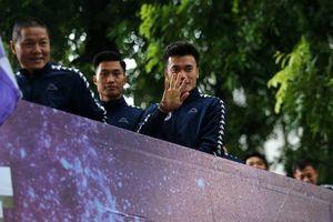 'Thủ môn quốc dân' Bùi Tiến Dũng 'đánh cược' tại SEA Games