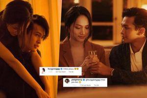 Philip chúc mừng #ATBER leo Top 1 Trending, Hương Giang chủ động nói 'Em nhớ anh' ngọt ngào