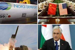 Thế giới tuần qua: WTO cho phép Trung Quốc áp thuế hàng Mỹ, Thượng đỉnh APEC bị hủy