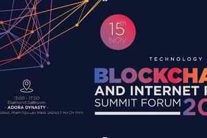 Diễn đàn thượng đỉnh về công nghệ Blockchain và Internet Plus 2019