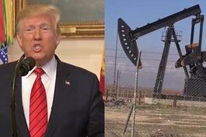Ông Trump nói cho Thổ Nhĩ Kỳ kiểm soát biên giới, Mỹ chỉ cần dầu Syria