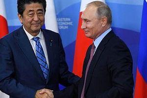 Nga- Nhật 'chật vật' tìm kiếm thỏa thuận hòa bình vĩnh viễn