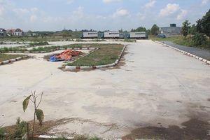 Trung tâm dạy lái xe ô tô xây dựng trái phép trên đất nông nghiệp