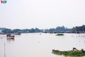 Báo động gia tăng ô nhiễm nước mặt hệ thống sông Đồng Nai