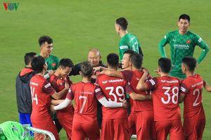 Thầy Park dự khán trận U21 Việt Nam vs U21 Sinh viên Nhật Bản